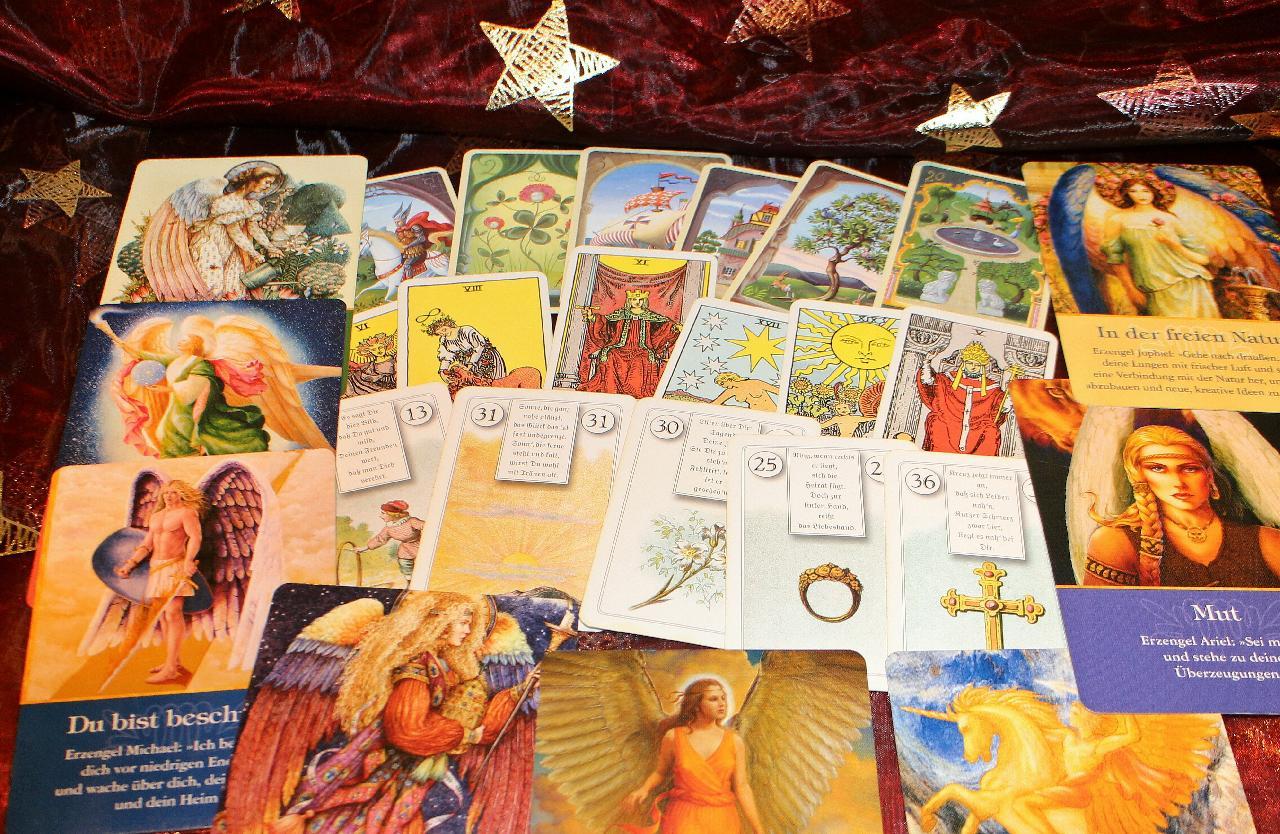 Aprendiendo a Conocer las Cartas de Tarot